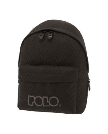 Τσάντα POLO Mini Knit Μαύρο 9-07-961-70