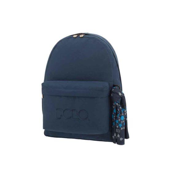 Τσάντα POLO Μπλε 9-01-235-05 2019