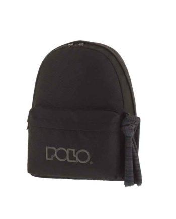 Τσάντα POLO Knit Style Μαύρο 9-01-235-70 2019