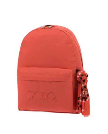 Τσάντα POLO Κοραλλί 9-01-235-48 2019