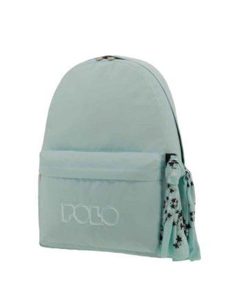 Τσάντα POLO Ανοιχτό Γαλάζιο 9-01-235-17 2019