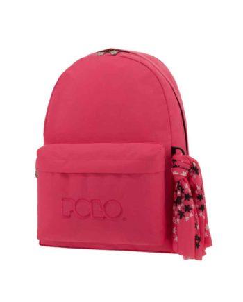 Τσάντα POLO Ανοιχτό Φούξια 9-01-235-19 2019