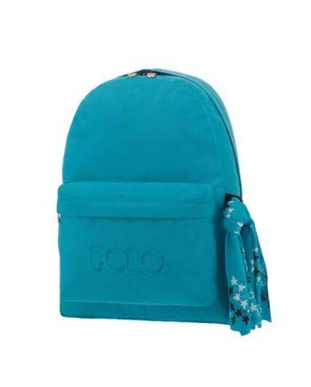 Τσάντα POLO Πετρόλ 9-01-235-20 2019