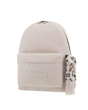 Τσάντα POLO Λευκό 9-01-235-49 2019