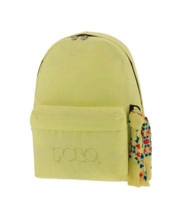 Τσάντα POLO Κίτρινο 9-01-235-04 2019