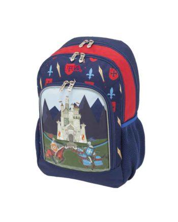 Τσάντα Νηπιαγωγείου POLO Primary Castle 9-01-247-21
