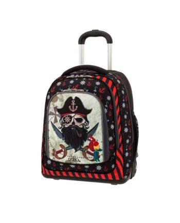 ac1c603524 Τσάντα Τρόλεϊ POLO Belike Pirate 9-01-252-61