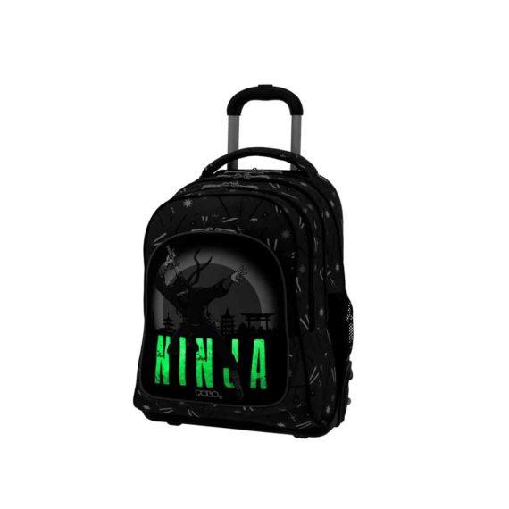 Τσάντα Τρόλεϊ POLO Troller Ninja 9-01-251-71