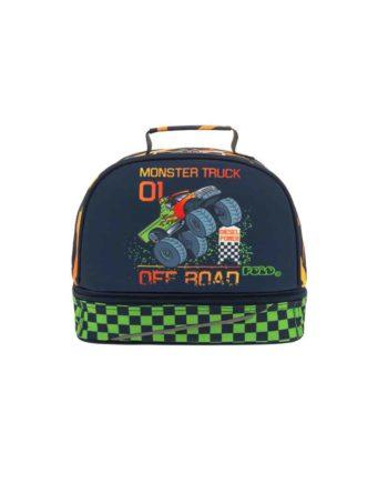 Τσαντάκι Φαγητού POLO Kids' Fun Monster Truck 9-07-038-60