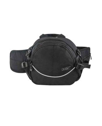 Τσαντάκι Μέσης POLO Active Μαύρο 9-08-025-02