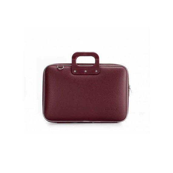 Τσάντα Laptop 13″ BOMBATA Classic Μπορντό