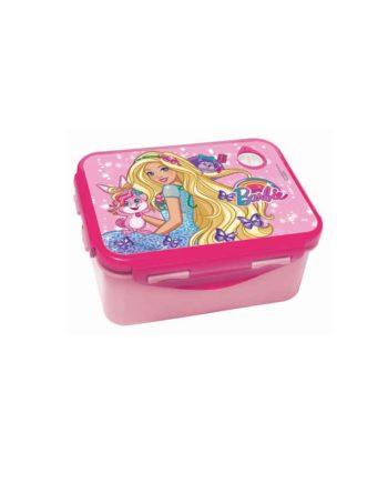 Δοχείο Φαγητού GIM Barbie 571-15265