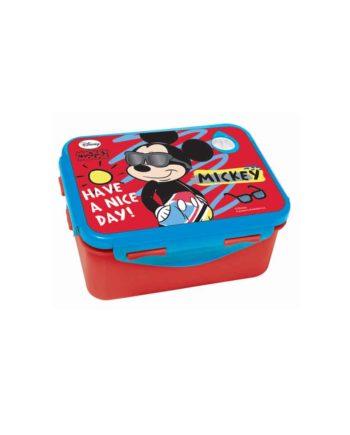 Δοχείο Φαγητού GIM Mickey Nice Day 553-54265