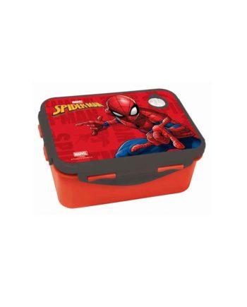 Δοχείο Φαγητού GIM Spiderman 557-39265