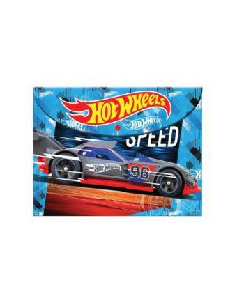 Φάκελος με Κουμπί Α4 GIM Hot Wheels 349-24580