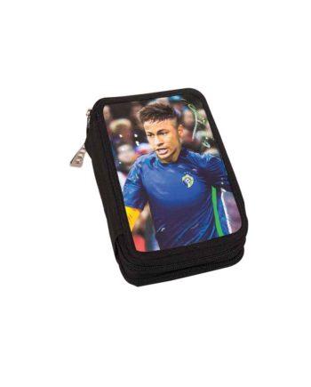 Κασετίνα Διπλή BACK ME UP Neymar 338-86100