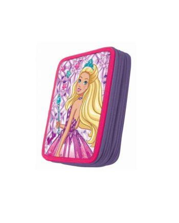 Κασετίνα Διπλή GIM Barbie Fantasy 349-63100