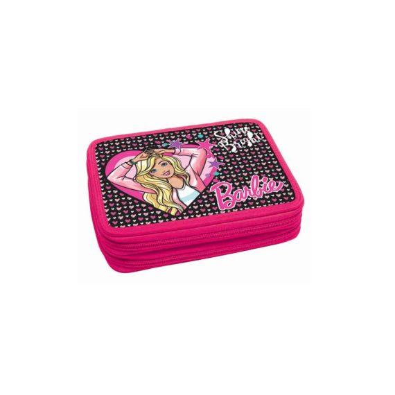 Κασετίνα Διπλή GIM Barbie Sparkle 349-64100