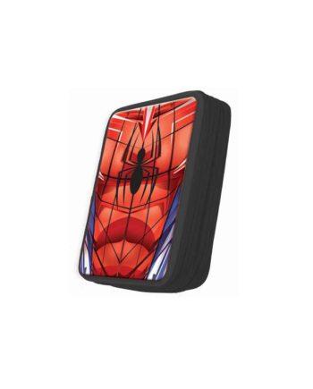 Κασετίνα Διπλή GIM Spiderman 337-74100