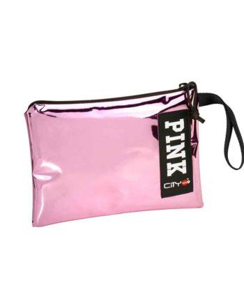 Νεσεσέρ CITY Safe Pocket Trendy 22115 Ροζ
