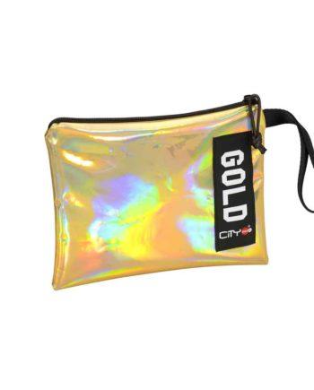 Νεσεσέρ CITY Safe Pocket Trendy 22315 Χρυσό