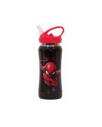 Παγούρι Ανοξείδωτο GIM Spiderman 580ml 557-39238