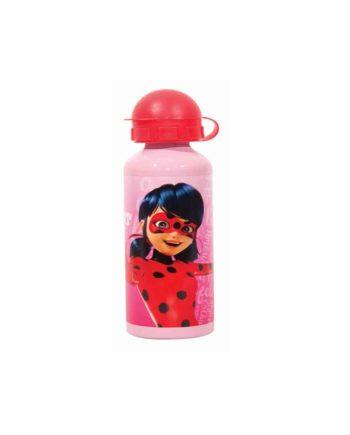 Παγούρι Αλουμινίου GIM Miraculous Ladybug 520ml 574-02232