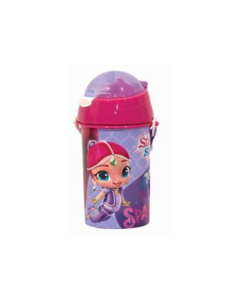 Παγούρι GIM Shimmer & Shine Sparkle 500ml 555-35209