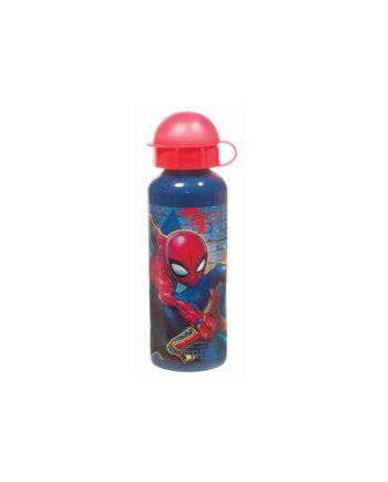 Παγούρι Αλουμινίου GIM Spiderman 520ml 557-39232