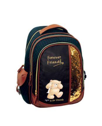 Τσάντα FOREVER FRIENDS Gold 333-46031