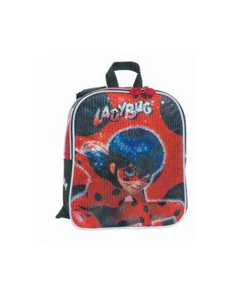 Τσάντα Νηπιαγωγείου GIM Ladybug (Διπλής Όψης) 346-03053