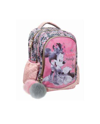 Τσάντα Δημοτικού GIM Minnie Poetic 340-52031