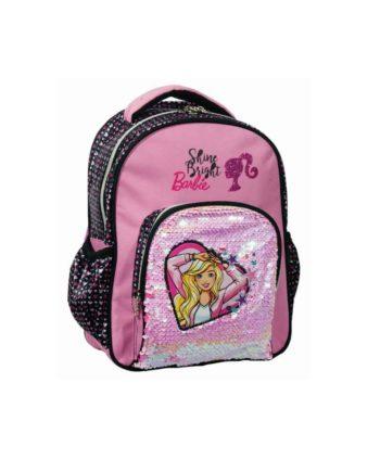 Τσάντα Νηπιαγωγείου GIM Barbie Sparkle 349-64054