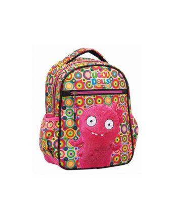 Τσάντα Νηπιαγωγείου GIM Ugly Dolls 334-72054