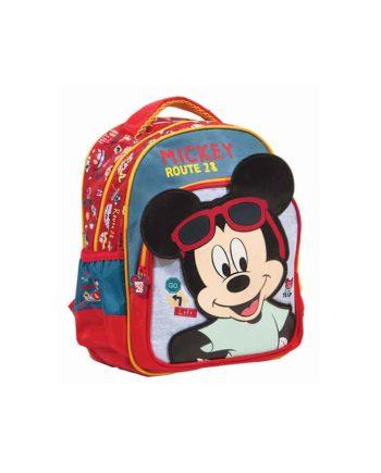 Τσάντα Τρόλεϊ Νηπιαγωγείου GIM Mickey Roadtrip 340-80054