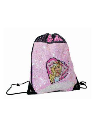 Σάκος Πλάτης GIM Barbie Sparkle 349-64261