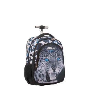 Τσάντα Τρόλεϊ NO FEAR Leopard 347-57074