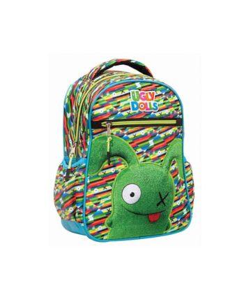 Τσάντα Νηπιαγωγείου GIM Ugly Dolls 334-73054