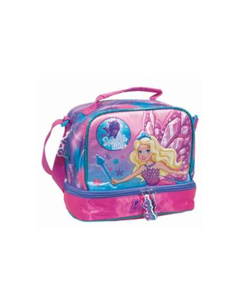 Τσαντάκι Φαγητού GIM Barbie Fantasy 349-63220