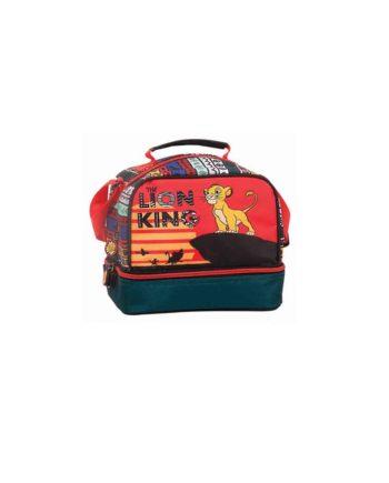 Τσαντάκι Φαγητού GIM Lion King 331-60220