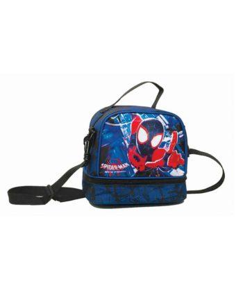 Τσαντάκι Φαγητού GIM Spiderman 337-71220