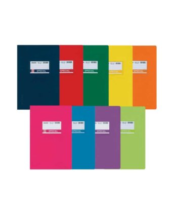 Τετράδιο Εξηγήσεων TYPOTRUST Special 50φ. - Διάφορα Χρώματα