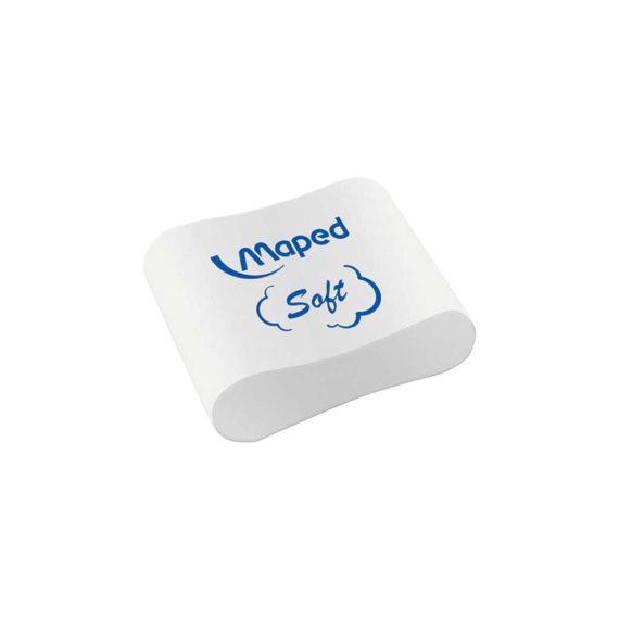 Γόμα MAPED Essentials Soft Medium 049411