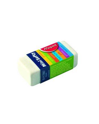 Γόμα Λεύκη MAPED Mini Softy 511780