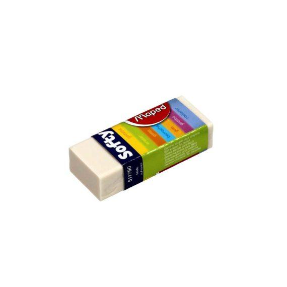 Γόμα Λεύκη MAPED Softy 511790