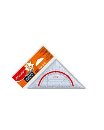 Τρίγωνο Γεωμετρίας Geo 16cm 277747