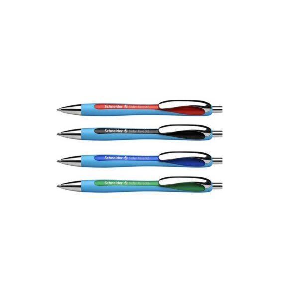 Στυλό SCHNEIDER Slider Rave XB - Διάφορα Χρώματα