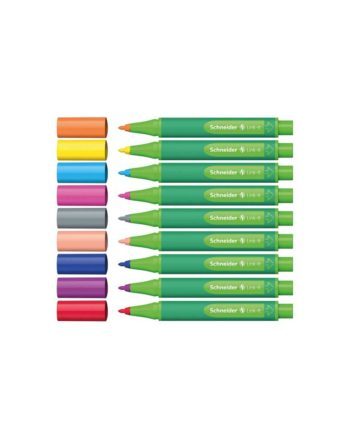 Μαρκαδόρος Ψιλής Γραφής SCHNEIDER Link-it 1.0mm - Διάφορα Χρώματα