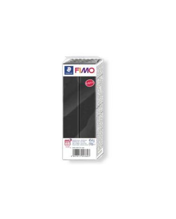 Πηλός STAEDTLER FIMO Soft Μαύρος 454gr. 8021-9