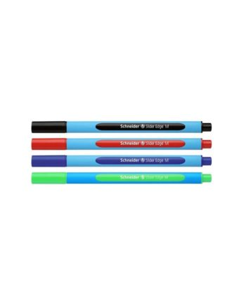 Στυλό SCHNEIDER Slider Edge Medium - Διάφορα Χρώματα